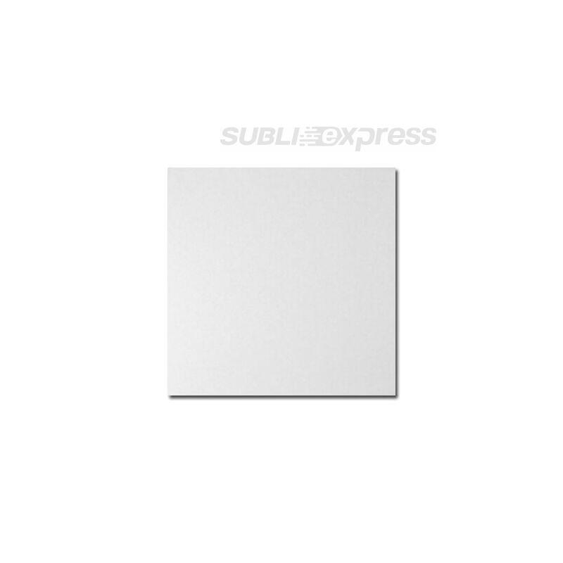 15 x 15 cm-es szublimációs kerámia csempe szupermatt fehér