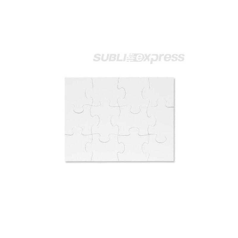 28 x 20 cm-es szublimációs puzzle gyerek 12 darabos