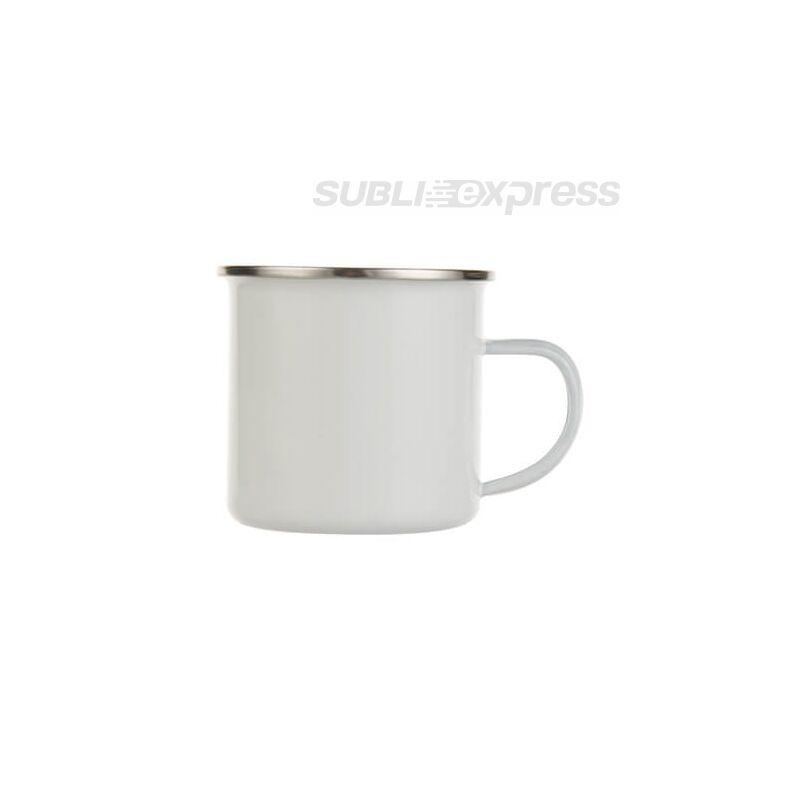 300 ml-es szublimációs fém csésze