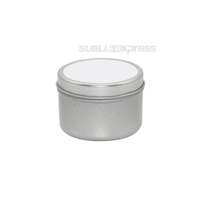 Szublimációs illatgyertya fémdobozban kicsi