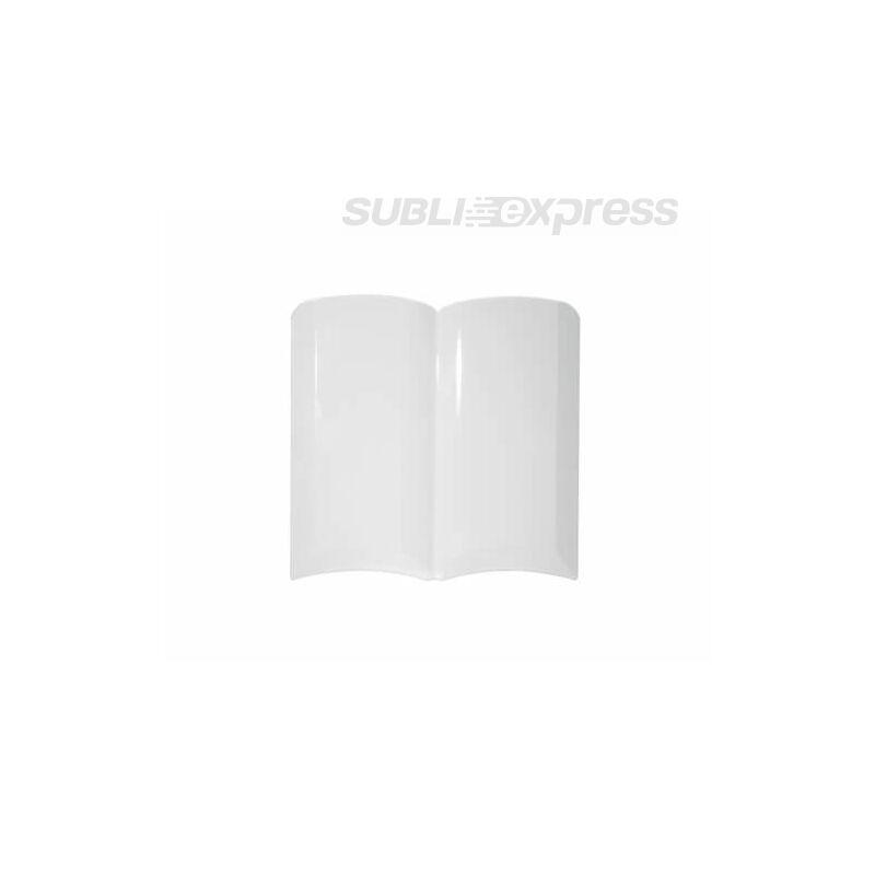 Szublimációs kerámia keret nyitott könyv alakú