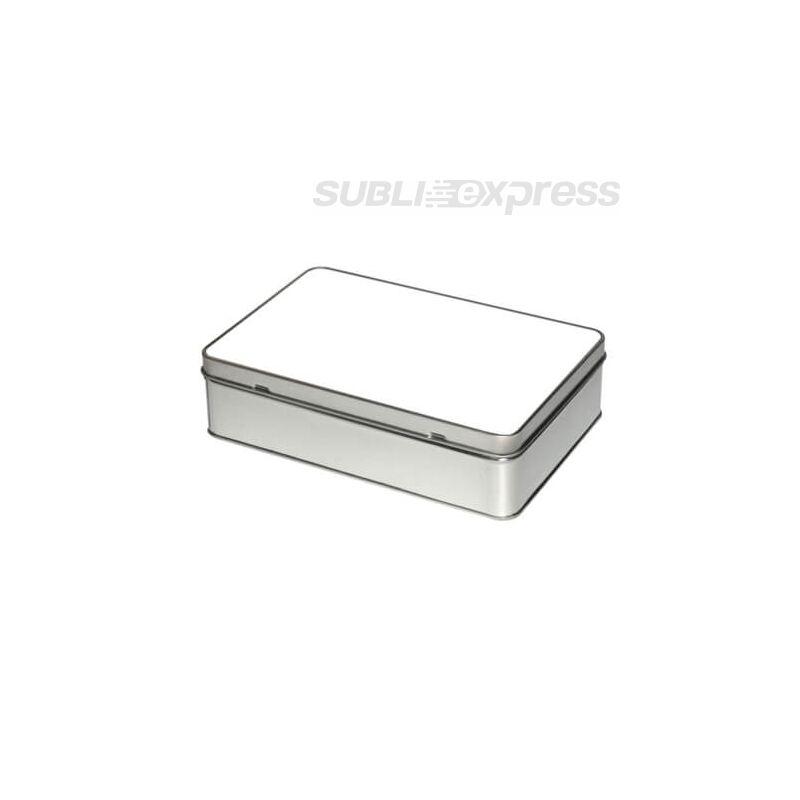 Szublimációs fém doboz szögletes