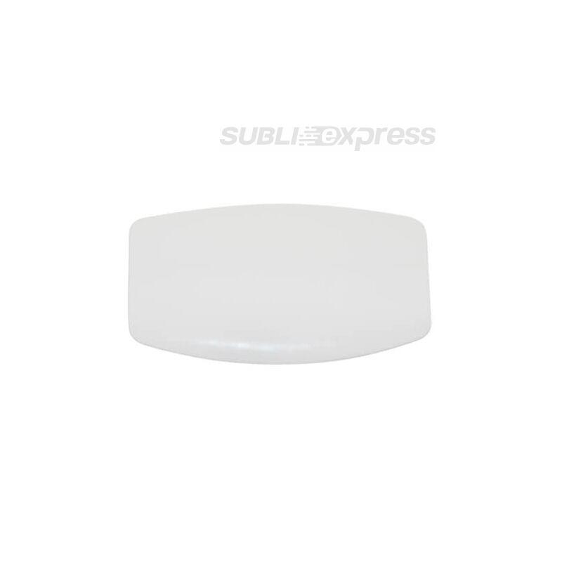 Szublimációs öntapadós matrica csomag 70x45mm fehér