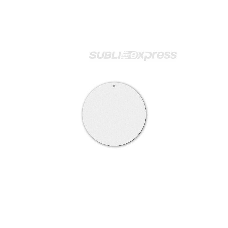 Szublimációs filc dísz kör alakú