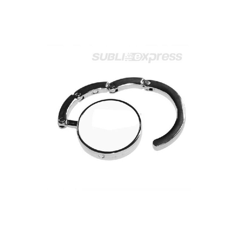 Szublimációs táska akasztó kör alakú