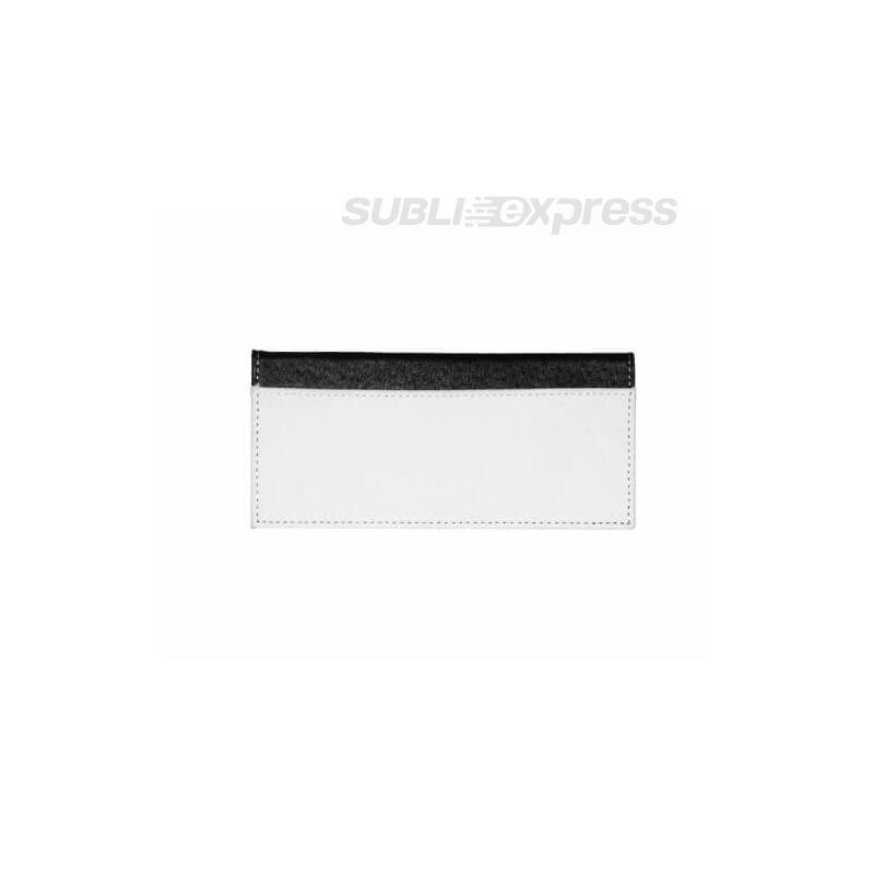 16,5 x 7,5 cm-es szublimációs pénztárca borító