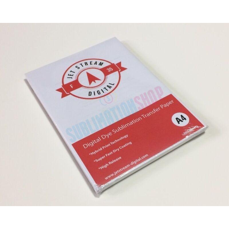 Jet Stream Digital (A/4) szublimációs papír 100 ív